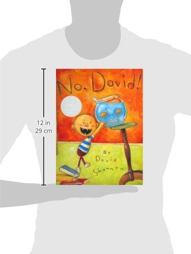No, David! (Caldecott Honor Book)  Amazon.de  David Shannon  Fremdsprachige  Bücher e876aac90c