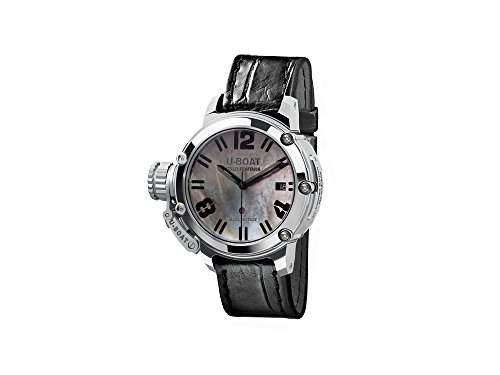 U-Boat Chimera Automatic Watch, Mother of Pearl, 40mm, Limited Edition, 8019