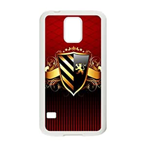 Creative Shield Pattern Hot Seller High Quality Case Cove For Samsung Galaxy S5