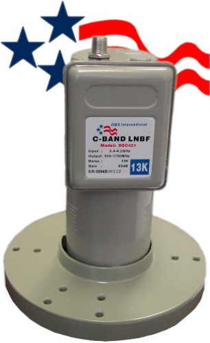 C-Band LNBF Single Output BSC421