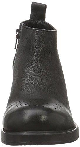 Wrangler Damen Gipsy Booty Kurzschaft Stiefel Schwarz (62 Black) ... 4e8488bad6