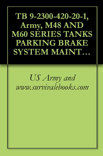 tb-9-2300-420-20-1-army-m48-and-m60-series-tanks-parking-brake-system-maintenance-1982