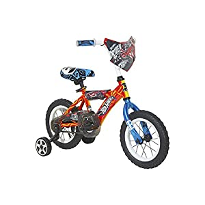 Hot Wheels Boys Bike