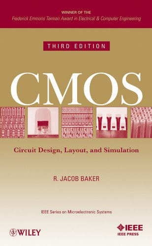 CMOS Circuit Design, Layout, and Simulation, 3rd