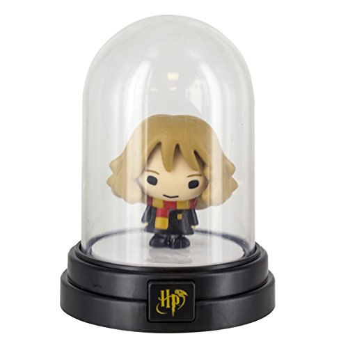 Hermoine Granger- Character Mini Bell Jar Light- Officially Licensed Product -