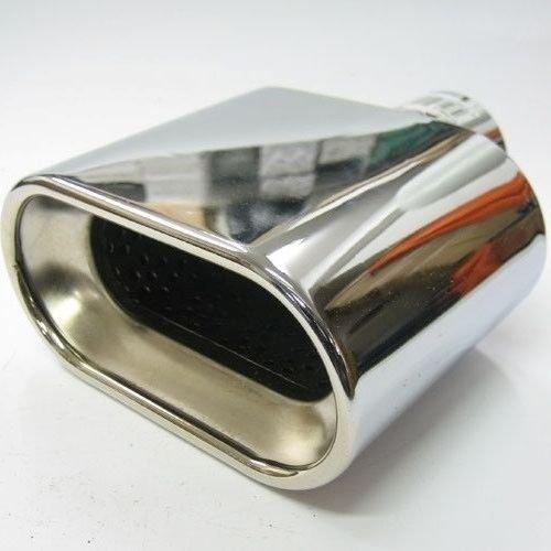 Autohobby 366A Auspuffblende Auspuff Universell Schalldampf Endrohr Blende Edelstahl bis 57mm Chrom A B C G H J CC 3 4 5 6 7