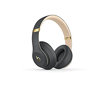 Beats Studio3 Wireless Noise Canceling Over-Ear Headphones – Shadow Gray