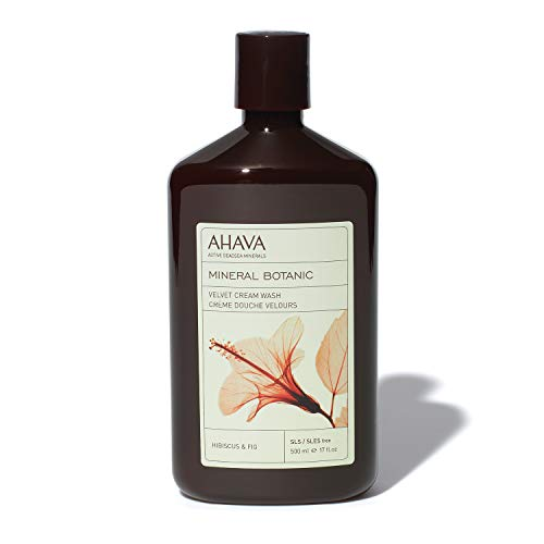 AHAVA Dead Mineral Botanic Velvet Cream Body Washes