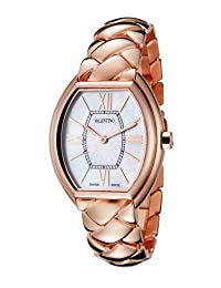 Valentino Liaison Rose Gold Plated Steel Womens Dress Watch V48SBQ5091-S080