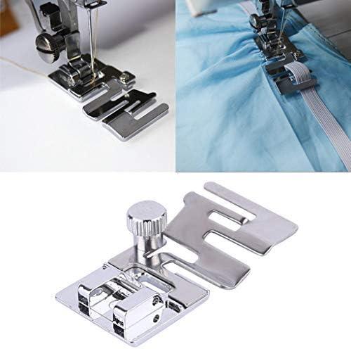Fatalom - Prensatelas para máquina de coser (elástico, 1 unidad ...