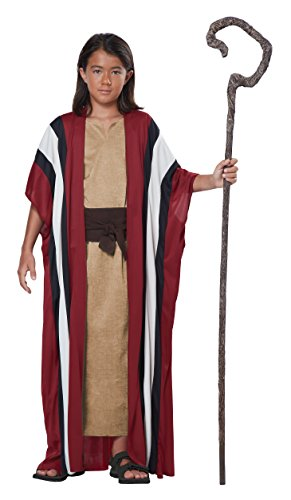 [California Costumes Shepherd/Moses Boy Costume, One Color, Small/Medium] (Shepherd Child Costumes)