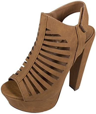 Speed Limit 98 Strappy Platform product image