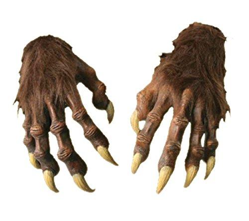 (Chuck Jarman Werewolf Hands)