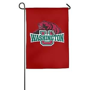 LYFH-GN Washington St. Louis Logo Garden Flag