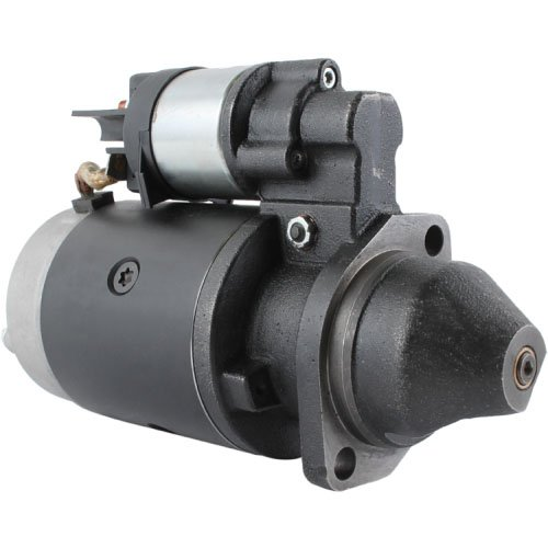 Compact Tractor Loader - DB Electrical SHI0146 New Starter For D Holland Compact Tractor 1000 1500 1600 1700 1900 1910 2110  Ford Compact Loader Cl45 Cl55 IMI122-019 SBA18508-6050 SBA18508-6051 SBA18508-6052 SBA18508-6140