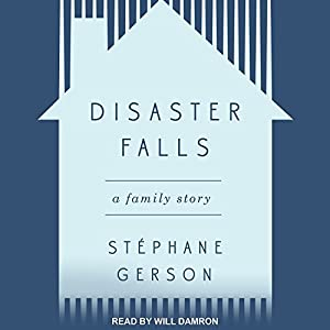 Disaster Falls Audiobook