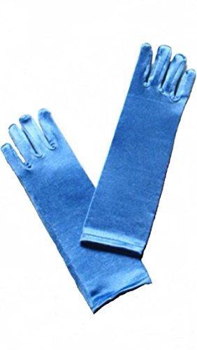 Child Blue Gloves (Children's Gloves (Blue))