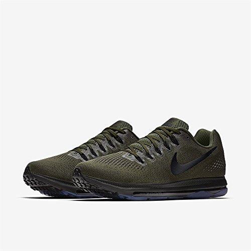 Nike Mens All Out Basse Scarpe Da Corsa Cargo Kaki / Nero