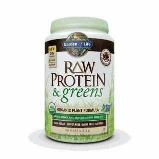 Garden of Life Raw Protein and...