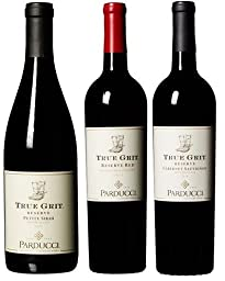 True Grit Red Wine Set Mixed Pack, 3 x 750 mL