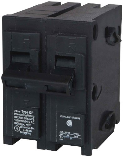 Murray MP230ST 120/240-Volt type MP-T 30-Amp Circuit Breaker with 120-Volt Shunt Trip Double pole by Murray (Image #2)