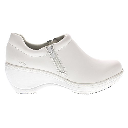 Spring Step Pro Womens Milana Zoccoli In Pelle Bianca