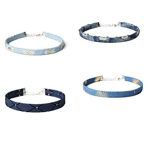 Yidarton Velvet Choker Necklace Jewelery product image