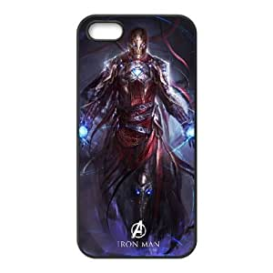 Avengers Age Of Ultron iPhone 4 4s Cell Phone Case Black Transparent Protective Back Cover 170