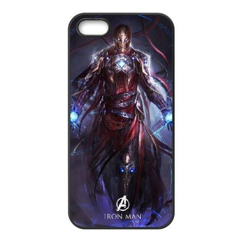 Avengers Age Of Ultron coque iPhone 4 4S Housse téléphone Noir de couverture de cas coque EBDOBCKCO12078