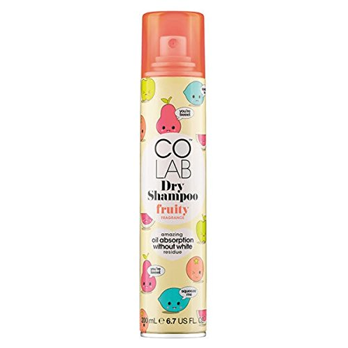 Colab's Shampooing sec au parfum fruité
