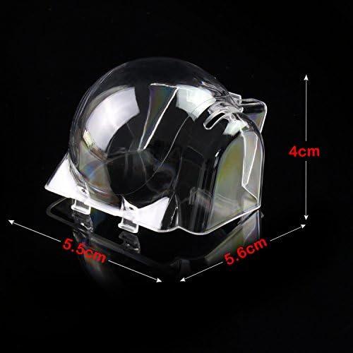 KEESIN Cardan Cache Bouclier Protecteur de la caméra et objectif Filtre Pince Verrouillage Clip Clip Drone Accessoire pour DJI Mavic Pro
