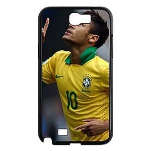 Neymar Samsung Galaxy N2 7100 Cell Phone Case Black Bamr