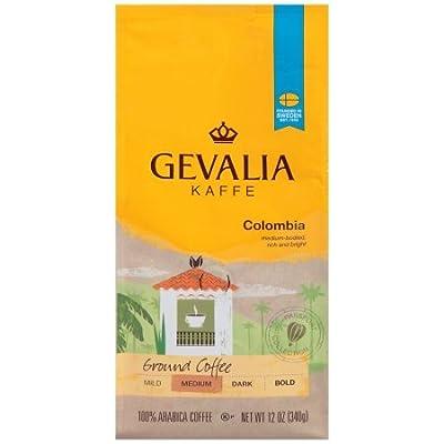 GEVALIA Coffee, Ground, 12 Ounce from Gevalia