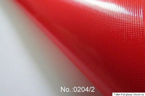 Könighaus Rojo Mate Auto Pantalla 500x 152cm burbujas con instrucciones