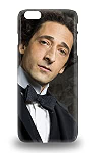 Slim Fit Tpu Protector Shock Absorbent Bumper Adrien Brody American Male The Amazine Adrien Mountain King The Pianist 3D PC Soft Case For Iphone 6 Plus ( Custom Picture iPhone 6, iPhone 6 PLUS, iPhone 5, iPhone 5S, iPhone 5C, iPhone 4, iPhone 4S,Galaxy S6,Galaxy S5,Galaxy S4,Galaxy S3,Note 3,iPad Mini-Mini 2,iPad Air )