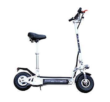 OchOOs Patín Scooter eléctrico urbano Maxi Street 500W ...