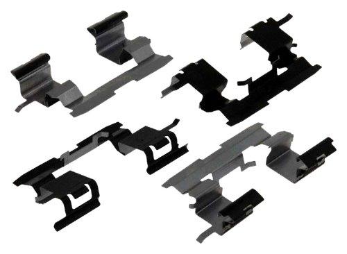Carlson Quality Brake Parts P990 Brake Pad Installation Kit