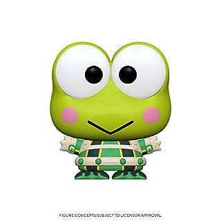 Funko Pop! Animation: Sanrio/My Hero Academia - Keroppi-Tsuyu, Multicolor