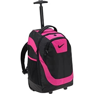 Amazon.com : Nike Deluxe Rolling Backpack : Sports & Outdoors