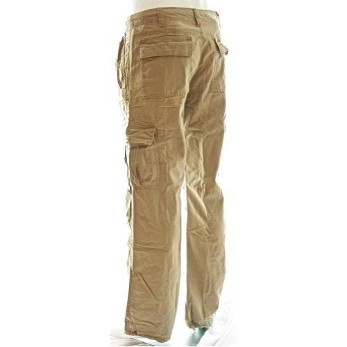Hecho Durable 45038 Pantalones Mochileros Calidad Combate Cinturada Maxima Algodon Senoritas Pantalones Resistente Desierto Molecule 100 Caqui AOaq7wn7