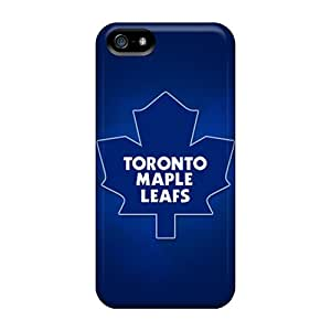Awesome Cases Covers/iphone 5/5s Defender Cases Covers(toronto Maple Leafs)