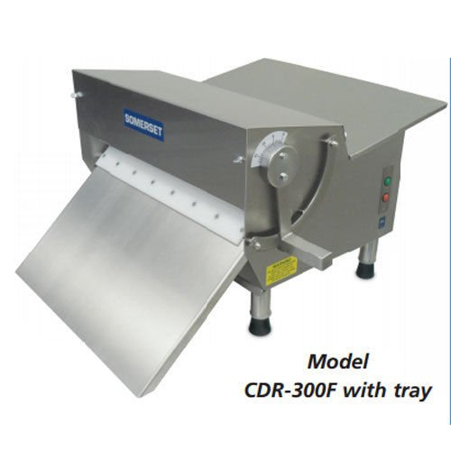 Somerset Cdr-300F Fondant Dough Sheeter, 1/2 Hp, 15