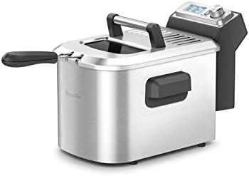 Breville BDF500XL 4-Quart Smart Fryer (Silver)