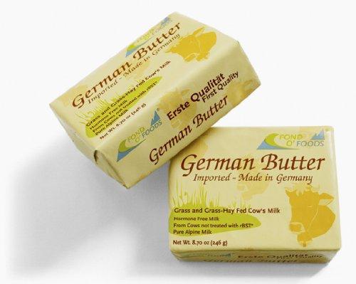 FOND O FOODS German Butter, 8.8 Ounce