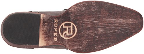 Boot Women's Western Amelia Roper Brown wt1fOwq