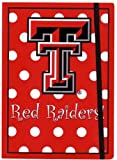 Game Day Outfitters Texas Tech - Stationary Note Journal