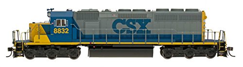 Intermountain N Scale EMD SD40-2 Diesel Locomotive for sale  Delivered anywhere in USA