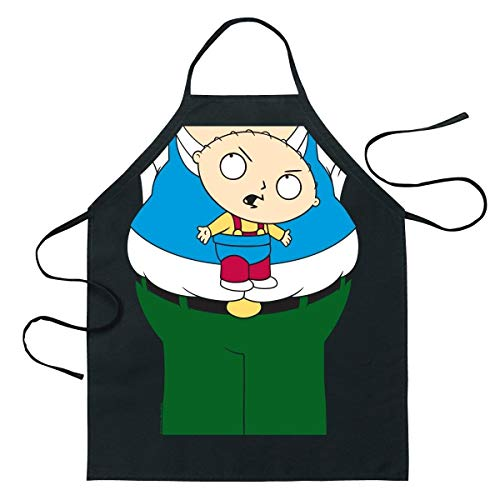 ICUP Family Guy Peter and Stewie Character Apron
