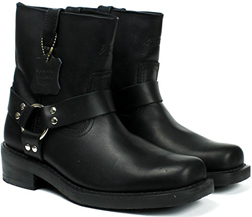 Harness Boots For Men - 8