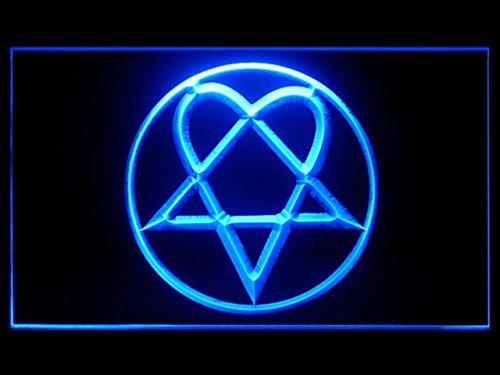 Heartagram Led Light - 2
